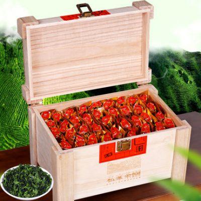 新茶安溪铁观音茶叶浓香型2